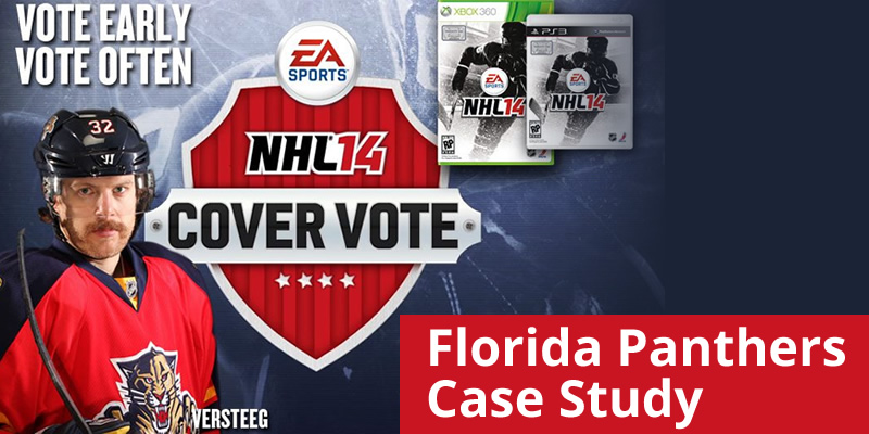 Florida Panthers | EA Sports Promotional Case Study