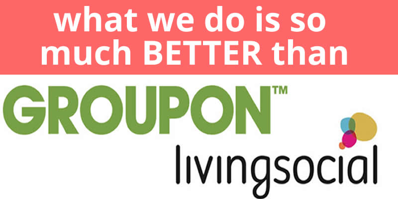 You May Never Use Groupon or LivingSocial Ever Again!